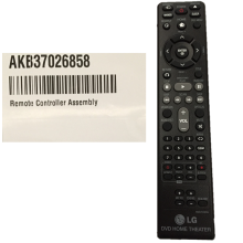 Remote Controller Assembly (AKB37026858)